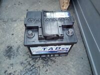 12v car battery, in excellent condition and working 100% - £25 ONO
