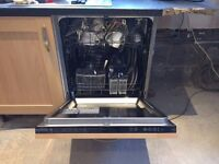 Integrated AEG Dishwasher for sale only 2 years old. In perfect working orderGenuine reason for sale