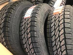 AIRDRIE TRUCK PRO'S NEW ECOLANDER AT 10 PLY E LOAD RANGE TIRES