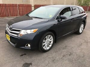 2014 Toyota Venza Automatic, Bluetooth, AWD, Only 41,000km
