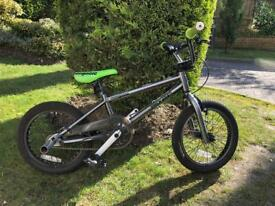 "Mongoose Program 16"" bmx bike"