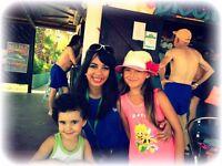 Italian nanny/au pair