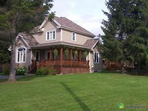 325 000$ - Maison 2 étages à vendre à St-Faustin-Lac-Carré