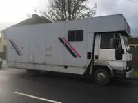 Camper van / motorhome / horse box / race lorry