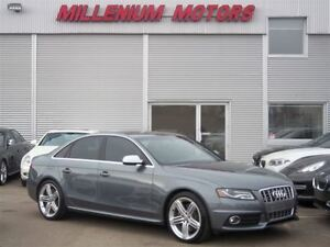 2012 Audi S4 3.0 AWD PREMIUM / NAVI / LEATHER / SUNROOF