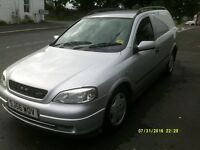 Astra Sportive 1.7 cdti 12 months M.O.T. Tow Bar Fantastic Engine 65 mpg New Cambelt runs a dream