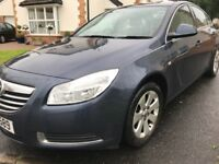 Vauxhall Insignia Exclusive 2.0 CDTI 130