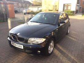 BMW 1 Series 1.6 116i Sport 5dr HPI CLEAR BLACK 2004 54