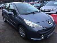 Peugeot 207 1.6 HDi Sport 5dr£1,995 p/x welcome FREE WARRANTY, NEW MOT