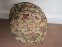 Ercol Seat Pads / Cushions (Hunting Scene) for Windsor dining chair x 3