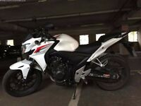 Honda CB500F very low mileage great condition