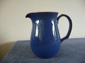 Denby Imperial Blue - Large Milk Jug