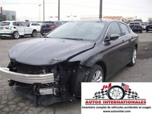 2015 Chrysler 200 LIMITED V6 BALLON OK