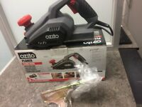 Ozito 82mm 400mm Electric Planer- Boxed