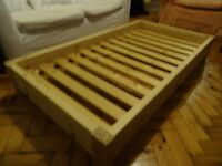 Hand Crafted Wooden Childs Bed