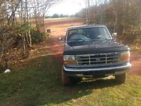 1996 f250 near mint, trade for dually diesel