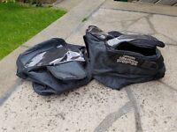 Oxford two tear magnetic tank bag