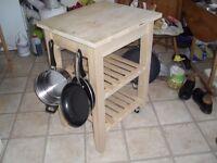 kitchen trolley/island