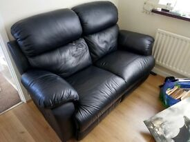 2 Seater Quebec Recliner Sofa - **LIKE NEW** - Sofology