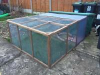 Great & Small Giant Rabbit Hutch and Run