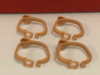 Playmobil western accesorios armas 4 cananas infanteria caballer nordista oeste