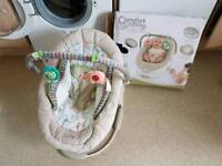 Baby bouncer. Comfort and Harmony