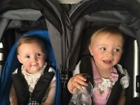 Live Out Nanny to care for 2 girls aged 2 years and 1 year in Kensal Rise