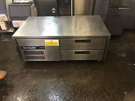 Williams Undercounter 2 Door Fridge