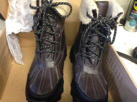 Karrimoor waterproof walking boots