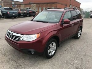 2009 Subaru Forester AUTO/AWD/PANO ROOF
