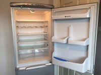 Silver Hotpoint Frost free Fridge Freezer FFM74