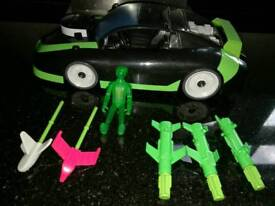 Ben 10 car and accessories