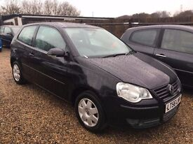 VW POLO 1.2S 3DR 2006 * IDEAL FIRST CAR * ULTRA LOW MILEAGE * FULL SERVICE HISTORY * HPI CLEAR