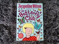 Jacqueline Wilson book - The Butterfly Club