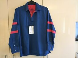 Men's casual shirt size M. By Chatham.