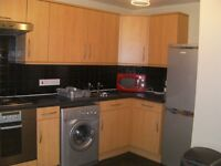Fully furnished 2 double bedroom, spacious lounge, dining kitchen and private parking in Union Glen.