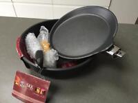 Skk pans, brand new, frying pan and crepe/pancake pan, thanks