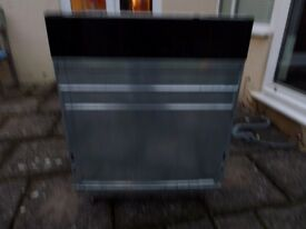 Zanussi Integrated Dishwasher for spares or repairs