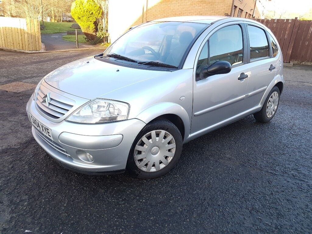 citroen c3 2004 1 4 semi auto in livingston west lothian gumtree. Black Bedroom Furniture Sets. Home Design Ideas