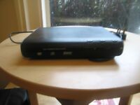 DVD Player (no remote) contact Derek. Croydon