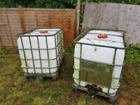 intermediate bulk container(IBC),IBC tote, pallet tank