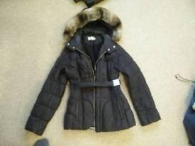 Karen Millen black jacket uk size 12