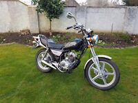 Huoniao hn 125 cruiser. Quick + v reliable. Lovely condition. Fantastic runner. £495 bargain !!