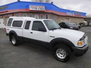 2007 Ford Ranger FX4/Lvl II JAMAIS ACCIDENTER AUTOMATIQUE TOUT L