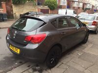 Vauxhall Astra 1.7 CDTi car