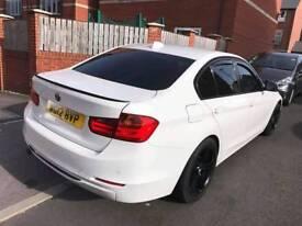BMW f30 320D SPORT EDITION 2012 184BHP