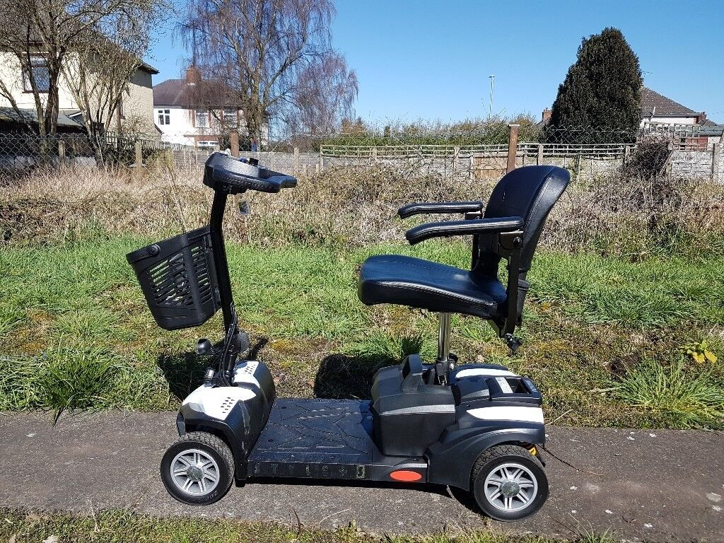 mobility scooter hardly used | in Barwell, Leicestershire | Gumtree