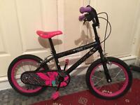 "Kids bike, girls bike 16""inch wheel"