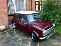 Austin Rover Mini 30 Limited Edition