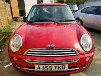 Mini Cooper 2005 low mileage 78k only long MOT part exchange welcome recently service done